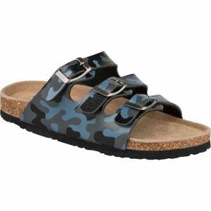 Aress GIBLI modrá 33 - Dětské pantofle