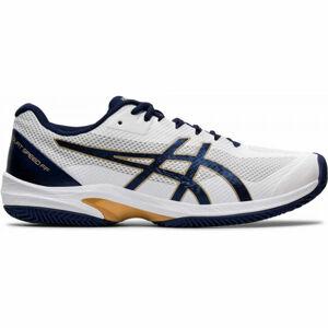 Asics COURT SPEED FF CLAY bílá 6 - Pánská tenisová bota
