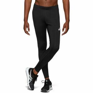 Asics SILVER TIGHT černá S - Pánské běžecké elasťáky