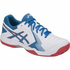 Asics GEL-GAME 6 CLAY bílá 13 - Pánská tenisová obuv