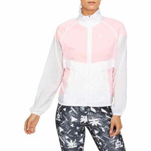 Asics FUTURE TOKYO JACKET bílá M - Dámská běžecká bunda