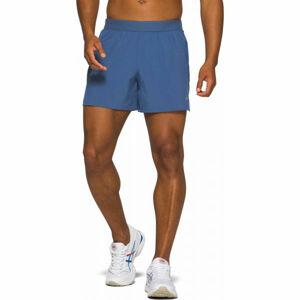 Asics ROAD 5IN SHORT modrá M - Pánské běžecké šortky
