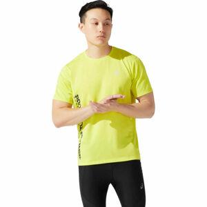 Asics SMSB RUN SS TOP  M - Pánské běžecké triko