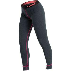 Axis COOLMAX KALHOTY šedá XL - Dámské termo kalhoty
