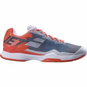 Babolat JET MACH I M ALL COURT šedá 10 - Pánská tenisová obuv
