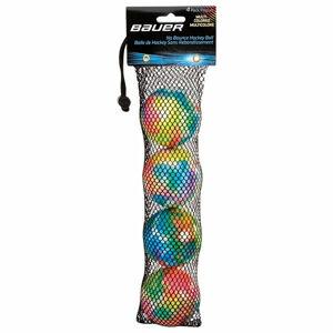 Bauer HOCKEY BALL MULTICOLORED   - Barevné míčky