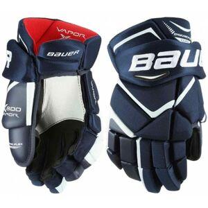 Bauer VAPOR X800 JR tmavě modrá 10 - Juniorské hokejové rukavice