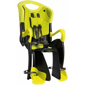 Bellelli TIGER RELAX žlutá NS - Dětská cyklosedačka