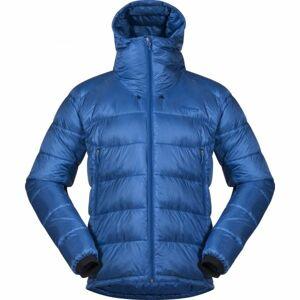 Bergans SLINGSBY DOWN modrá M - Pánská péřová bunda