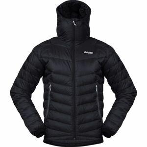 Bergans SLINGSBY DOWN LT černá S - Dámská péřová bunda