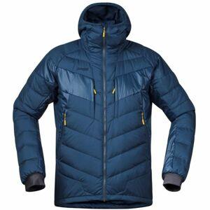 Bergans NOSI HYBRID DOWN JKT modrá XL - Pánská zateplená bunda