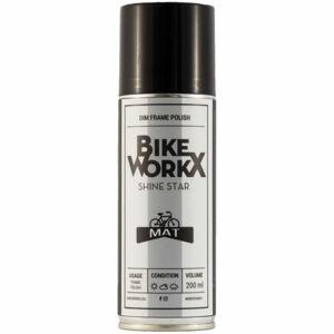 Bikeworkx SHINE STAR MAT 200ml   - Leštěnka na matné rámy