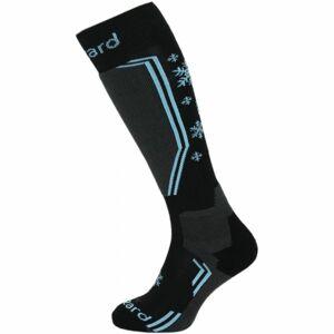 Blizzard VIVA WARM SKI SOCKS černá 35 - 38 - Lyžařské ponožky