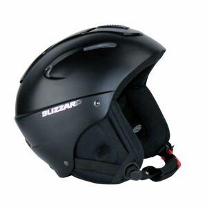 Blizzard MEGA černá (52 - 56) - Lyžařská helma