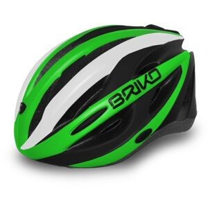 Briko SHIRE zelená (54 - 58) - Cyklistická helma