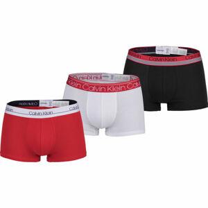 Calvin Klein TRUNK 3PK  S - Pánské boxerky