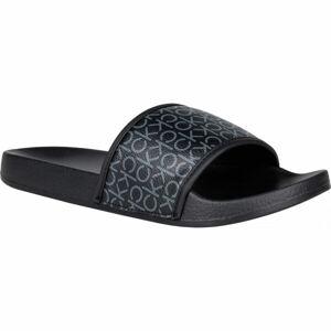 Calvin Klein POOL SLIDE MONO  36 - Dámské pantofle