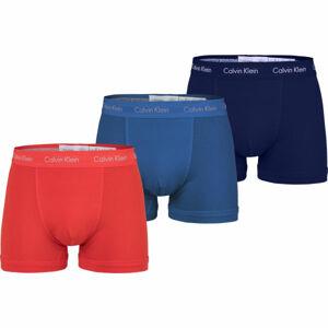 Calvin Klein 3P TRUNK  XL - Pánské boxerky