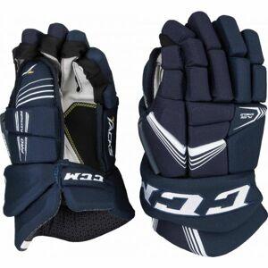 CCM TACKS 5092 JR modrá 12 - Dětské hokejové rukavice