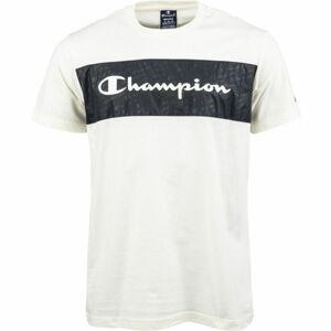 Champion SHORT SLEEVE TOP  M - Pánské tričko
