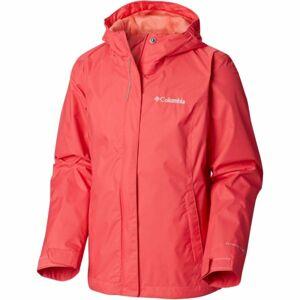 Columbia ARCADIA JACKET červená XL - Dětská bunda