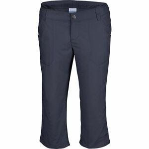 Columbia ARCH CAPE CAPRI tmavě modrá 10 - Dámské kalhoty