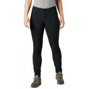 Columbia BRYCE PEAK PANT černá 12 - Dámské outdoorové kalhoty