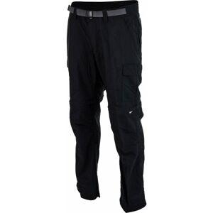 Columbia CASCADE EXPLORER CONVERTIBLE PANT černá 32 - Pánské kalhoty