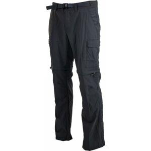 Columbia CASCADE EXPLORER CONVERTIBLE PANT tmavě šedá 36 - Pánské kalhoty