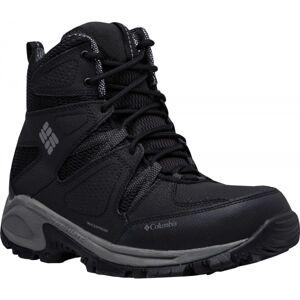 Columbia LIFTOP II OH černá 8.5 - Pánská zimní obuv