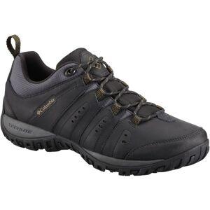 Columbia WOODBURN II černá 9.5 - Pánská outdoorová obuv