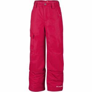 Columbia BUGABOO II PANT červená XL - Dětské zimní kalhoty
