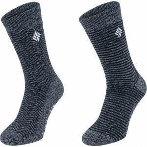 Columbia THERMAL 2P  43 - 46 - Pánské ponožky