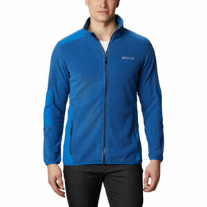 Columbia TOUGH HIKER FULL ZIP FLEECE  S - Pánská mikina