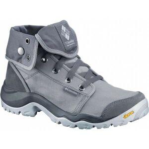 Columbia CAMDEN šedá 10 - Pánská obuv pro volný čas