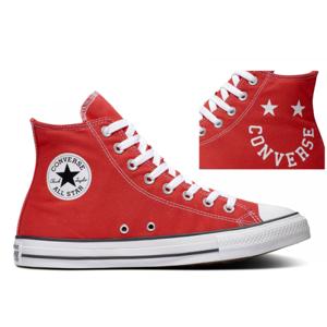 Converse CHUCK TAYLOR ALL STAR červená 39 - Unisex vysoké tenisky
