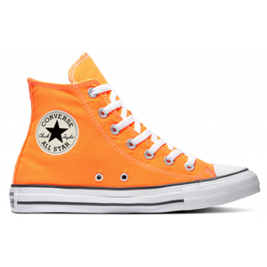 Converse CHUCK TAYLOR ALL STAR oranžová 39.5 - Dámské kotníkové tenisky