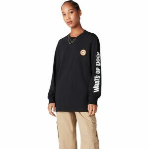 Converse BUGS BUNNY X CONVERSE FASHION L/S TEE  XL - Pánské tričko