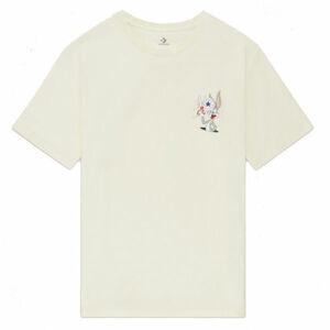 Converse BUGS BUNNY X CONVERSE FASHION S/S TEE  S - Pánské tričko