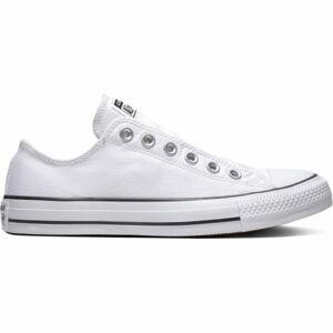 Converse CHUCK TAYLOR ALL STAR SLIP bílá 41 - Dámské nízké tenisky