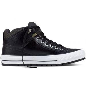 Converse CHUCK TAYLOR ALL STAR STREET BOOT černá 42.5 - Pánské kotníkové tenisky