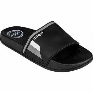 Coqui FLEXI černá 41 - Pánské pantofle