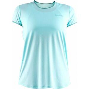 Craft EAZE SS TEE W modrá XL - Dámské funkční triko