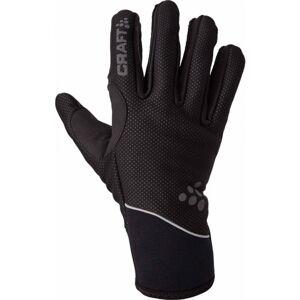 Craft RUKAVICE DISCOVERY černá S - Zateplené rukavice