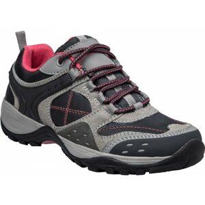 Crossroad DECRUX šedá 36 - Dámská treková obuv