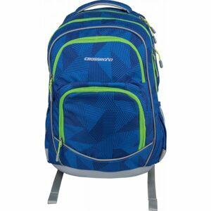 Crossroad DJANGO 20 modrá NS - Školní batoh