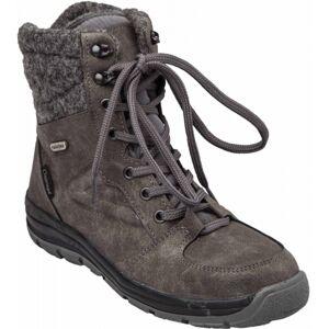 Crossroad KASTRA šedá 38 - Dámská zimní obuv