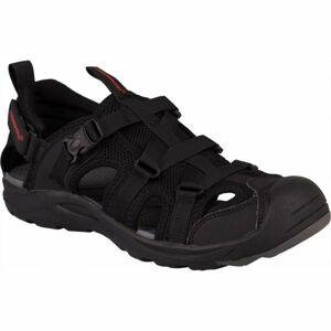 Crossroad MIRO černá 41 - Pánské sandály