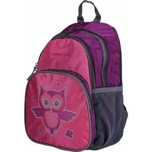 Crossroad SCOUT růžová NS - Univerzální dětský batoh