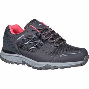 Crossroad DURBAN černá 37 - Dámská treková obuv